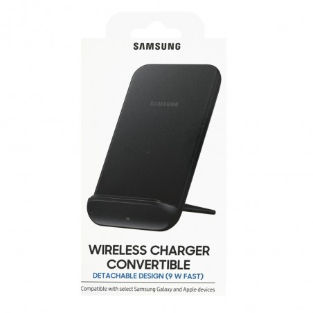 Samsung Wireless Charger Convertible EP-N3300TB črn